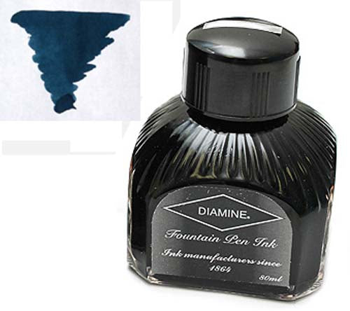 Diamine Refills Twilight  Bottled Ink 80mL