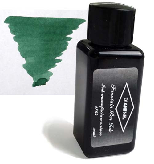 Diamine Refills Umber 30mL  Bottled Ink