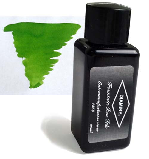 Diamine Refills Meadow 30mL  Bottled Ink