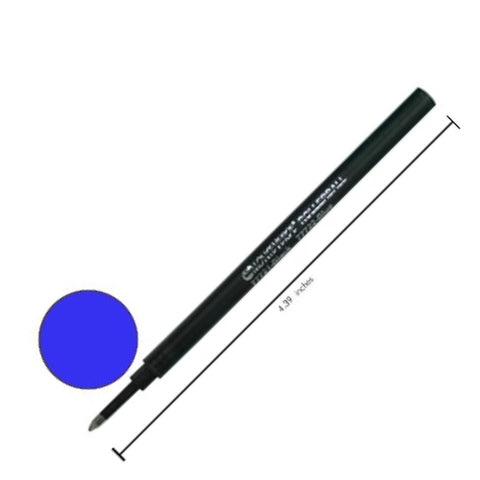 Monteverde -  Refills - Ceramic Blue - Rollerball Pen - Medium Point