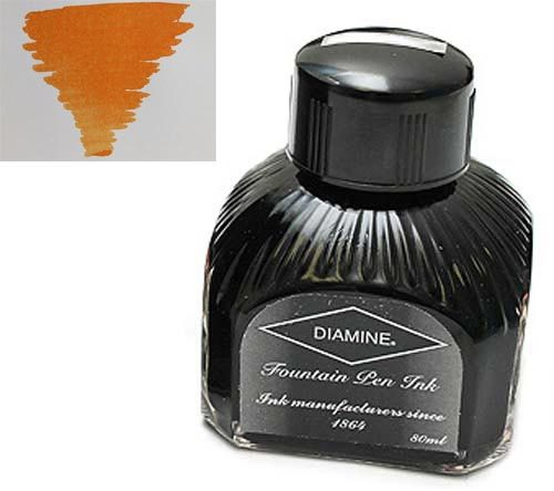 Diamine Refills Autumn Oak Bottled Ink 80mL