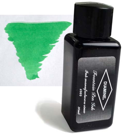 Diamine Refills Apple Glory 30mL  Bottled Ink