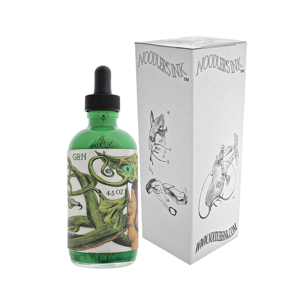 Noodler's Ink Refills Dragon Series - Green 4.5 oz w/ Free Pen  Bottled Ink