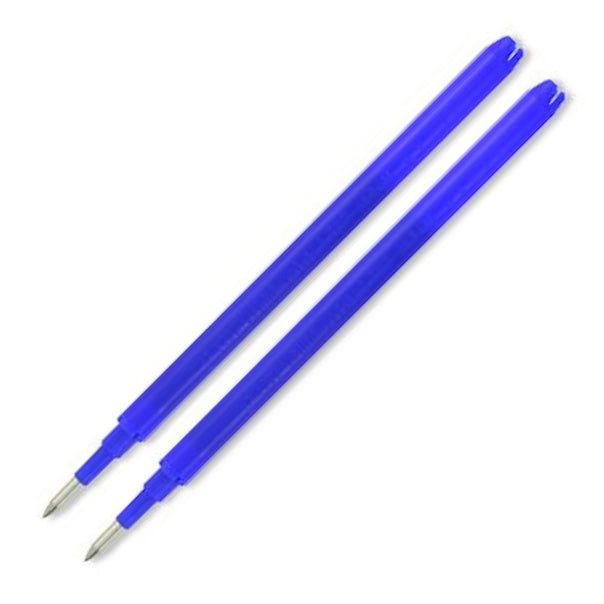 Pilot FriXion Erasable Ballpoint Pen Refill - Blue - Extra Fine Point - 2 Pack