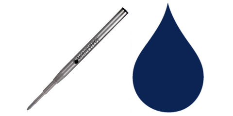 Montblanc Refills By Monteverde - Ballpoint Pen - Blue Black - Broad Point