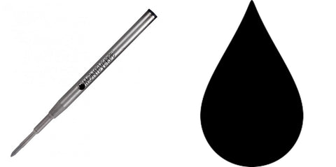 Montblanc Refills By Monteverde - Ballpoint Pen - Black - Medium Point