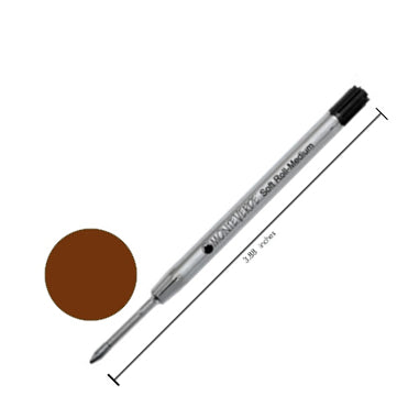Monteverde - Refills Parker-Style Brown - Ballpoint Pen - Medium Point