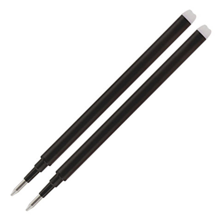 Pilot FriXion Erasable Ballpoint Pen Refill - Black - Extra Fine Point - 2 Pack