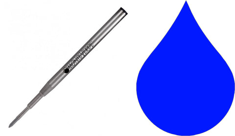 Montblanc Refills By Monteverde - Gel Pen - Blue - Fine Point