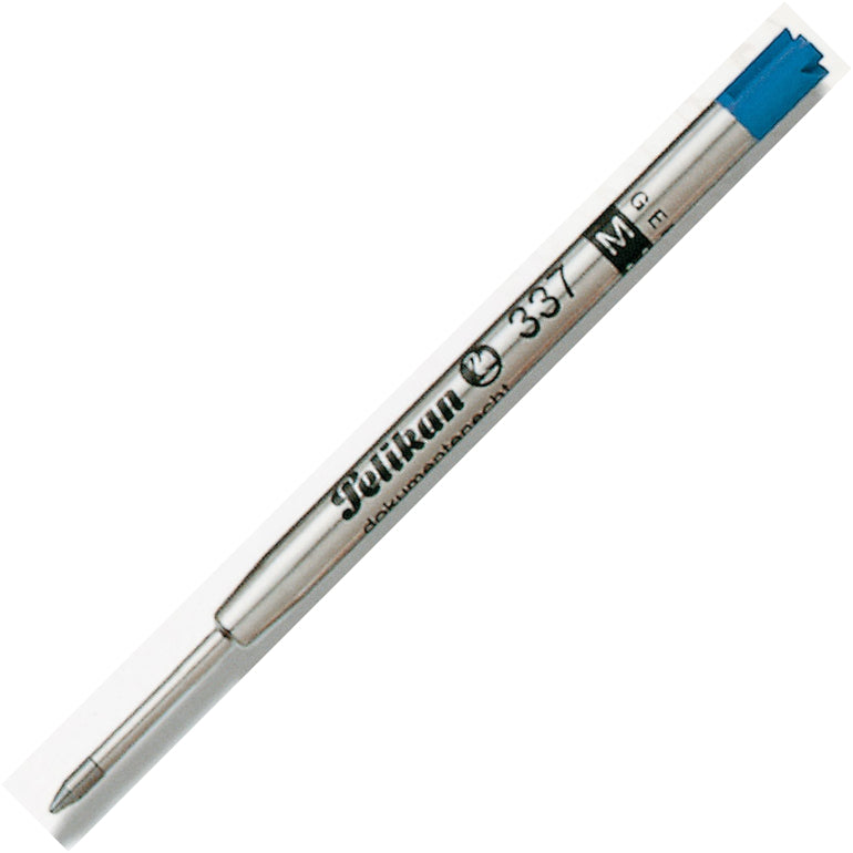 Pelikan - Giant Blue - Fine Point - Ballpoint Pen - Refills