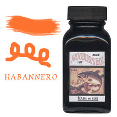 Noodler's Ink Refills Habanero  Bottled Ink