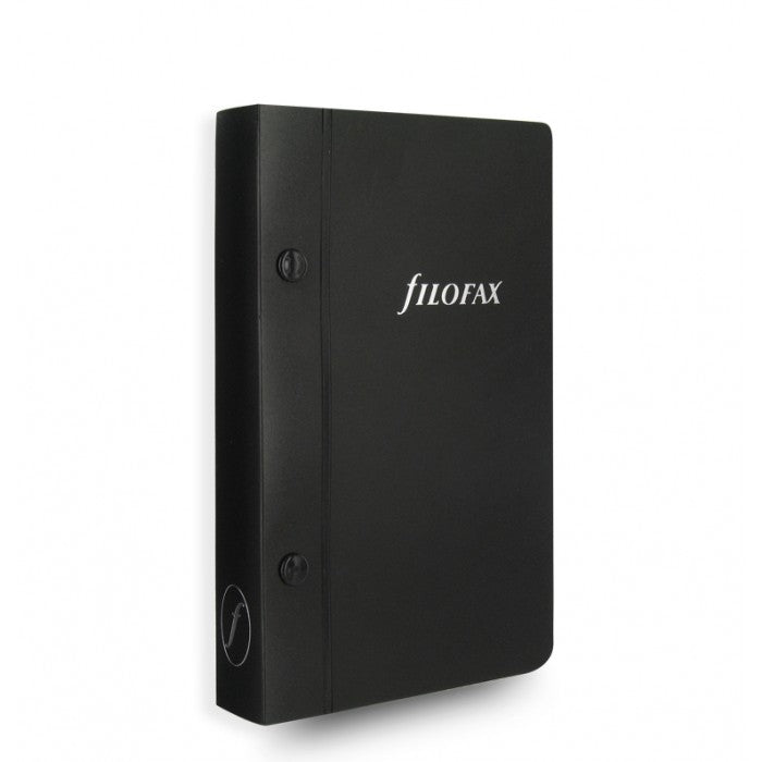 Filofax - Accessories - Personal - Storage Binder - Black