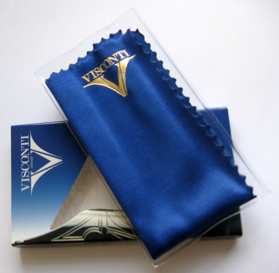 Visconti Refills Pen Polishing Cloth  Accessory