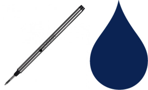 Montblanc Refills By Monteverde - Rollerball Pen - Blue Black - Medium Point