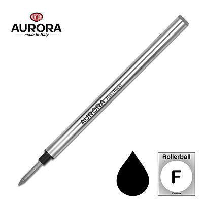 Aurora Refills - Black - Fine Point - Rollerball Pen