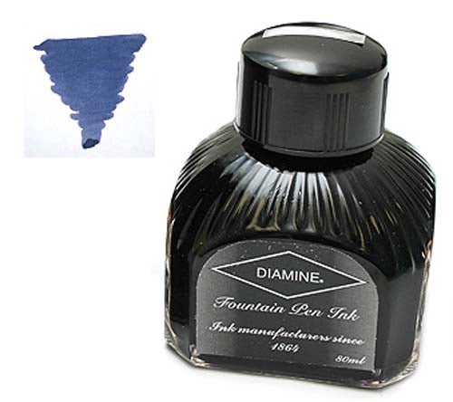 Diamine Refills Amazing Amethyst  Bottled Ink 80mL