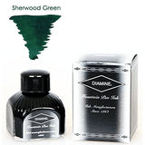 Diamine Refills Sherwood Green  Bottled Ink 80mL