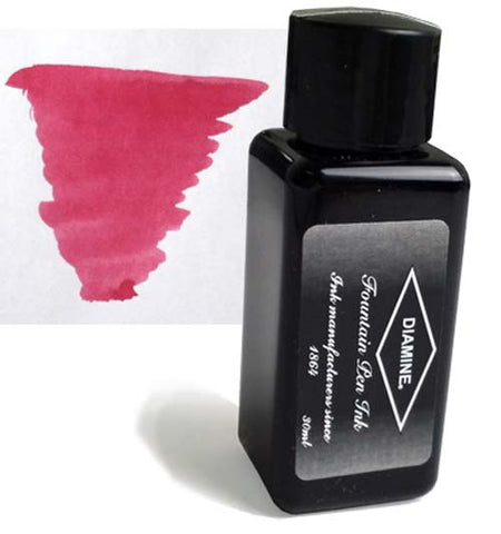 Diamine Refills Amaranth 30mL  Bottled Ink