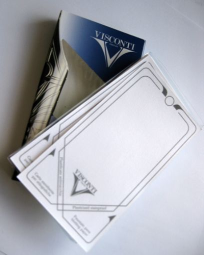 Visconti Refills Special Ink Blotting Paper  Accessory