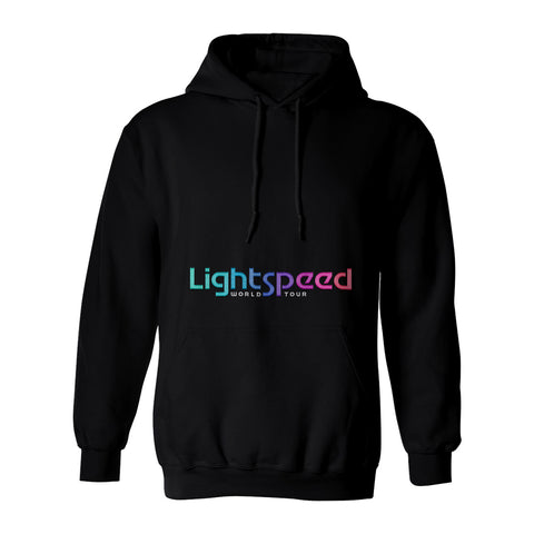 Colorful Lightspeed Tour Hoodie