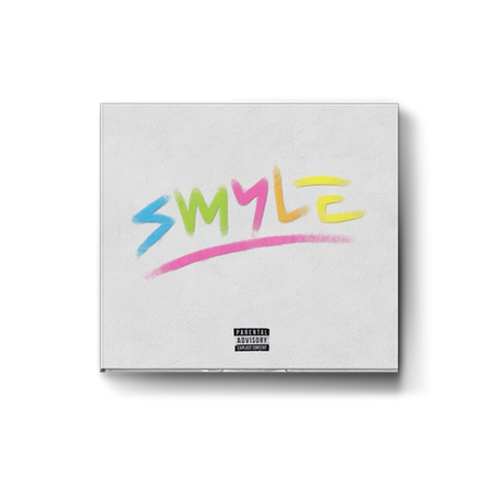 SMYLE Deluxe CD Alternate Artwork