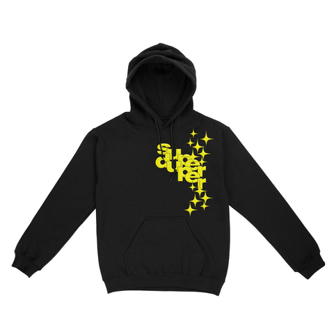 Super Duper Gaming Hoodie - Black