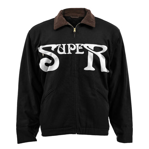 Super Sun Jacket - Black