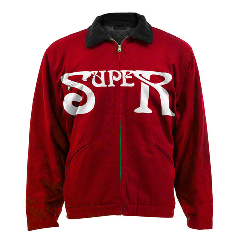 Super Sun Jacket - Red