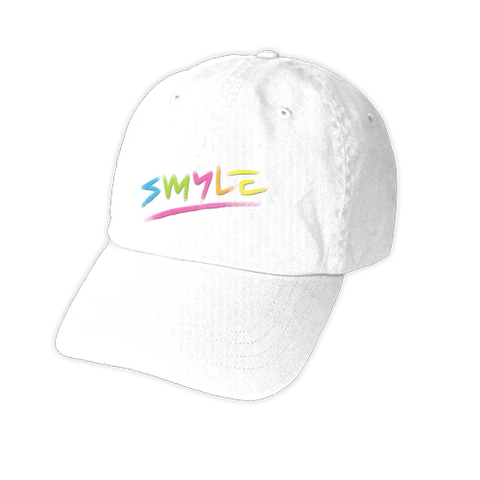 SMYLE Logo Embroidered Dad Hat