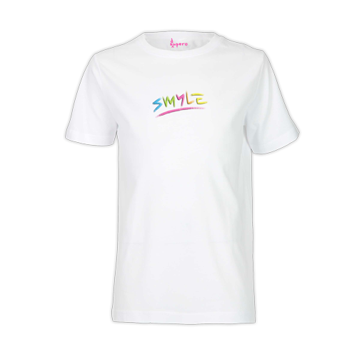 SMYLE Logo Embroidered Tee