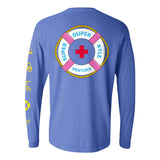 LIFEGUARD LONG SLEEVE (BLUE)