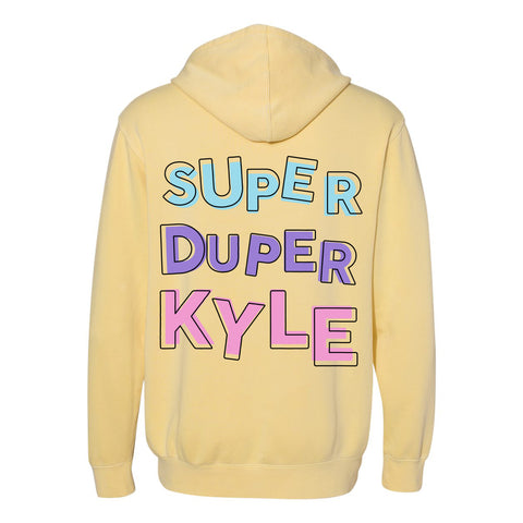 Light Bulb Hoodie (Yellow)