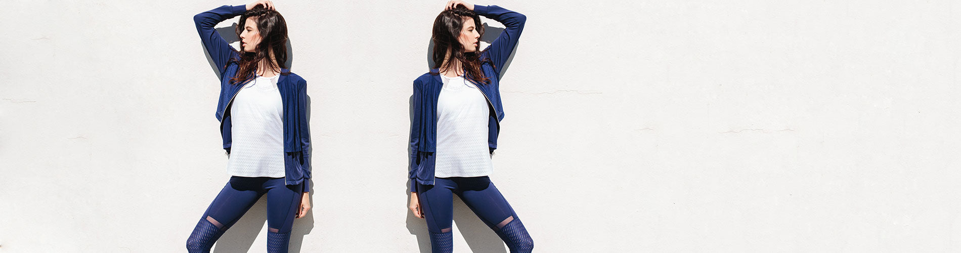 New Collection Lookbook Tonic Active