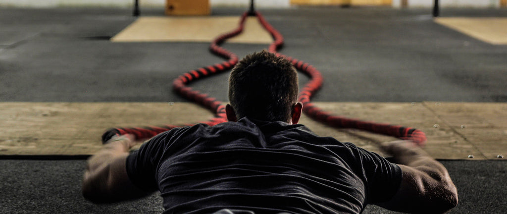 23 Battle Rope Exercise Ideas