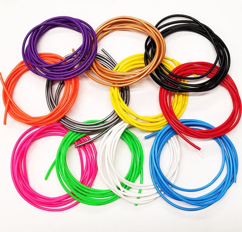 PVC Cord w/String Reinforcement - 4mm or 5mm