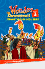 """Strong through God's Spirit"" (Book 3)"