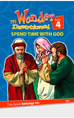 "Book 4: ""Spend time with God"""
