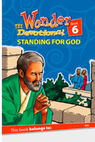 """Standing for God"" (Book 6)"