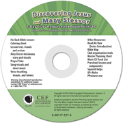 Discovering Jesus Power Point CD