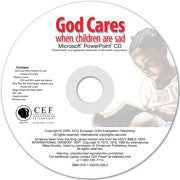 God Cares When Children Are Sad PP CD