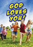 Tract: God loves you