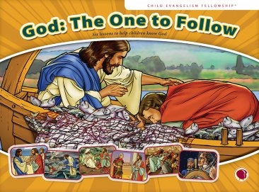 God: The One to Follow - Peter