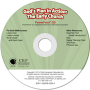God's plan in Action: The Early Church Power Point
