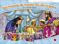 God Protects His people: The Life of Esther