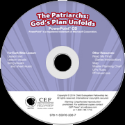 God's Plan Unfolds: The Patriarchs Power Point