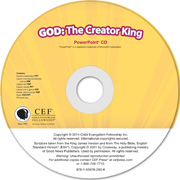 God: The Creator King Power Point