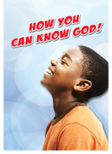 How you can Know God