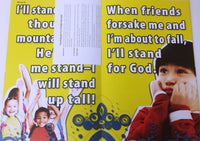 I'll Stand up for God