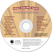 Jesus: God who Saves Power Point CD