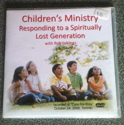 Responding to a Spiritually Lost Generation